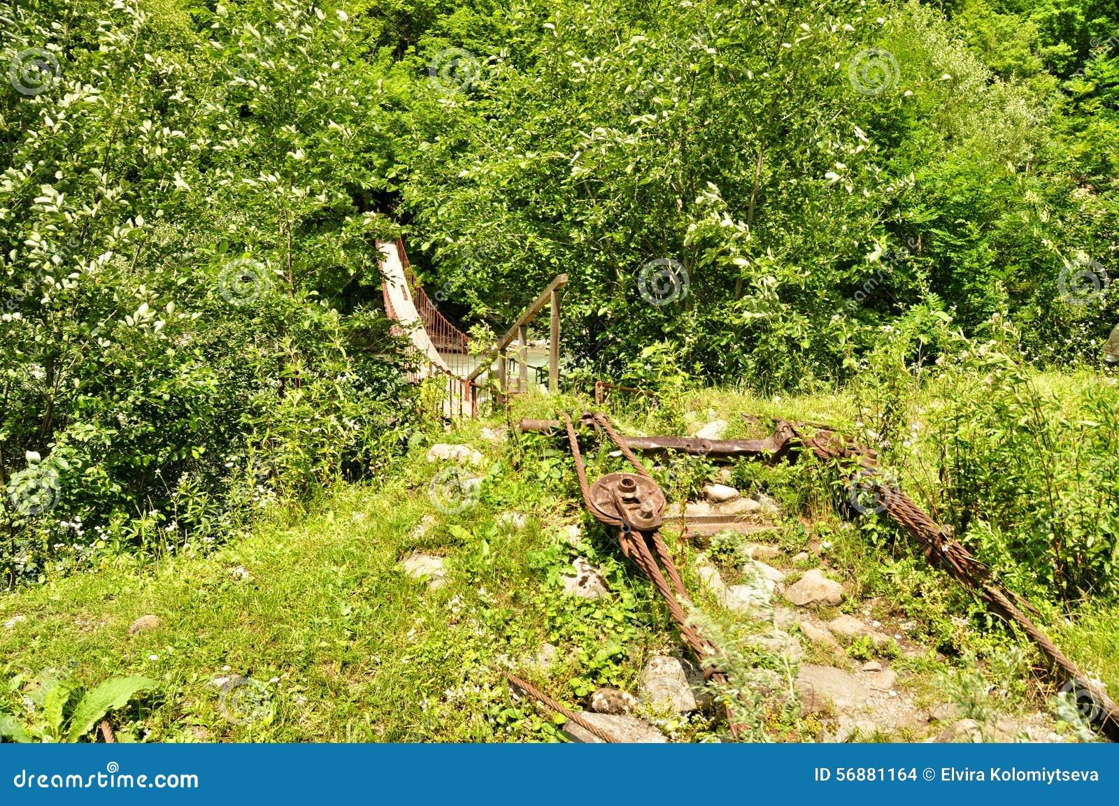 Ponticello della sospensione Bridge