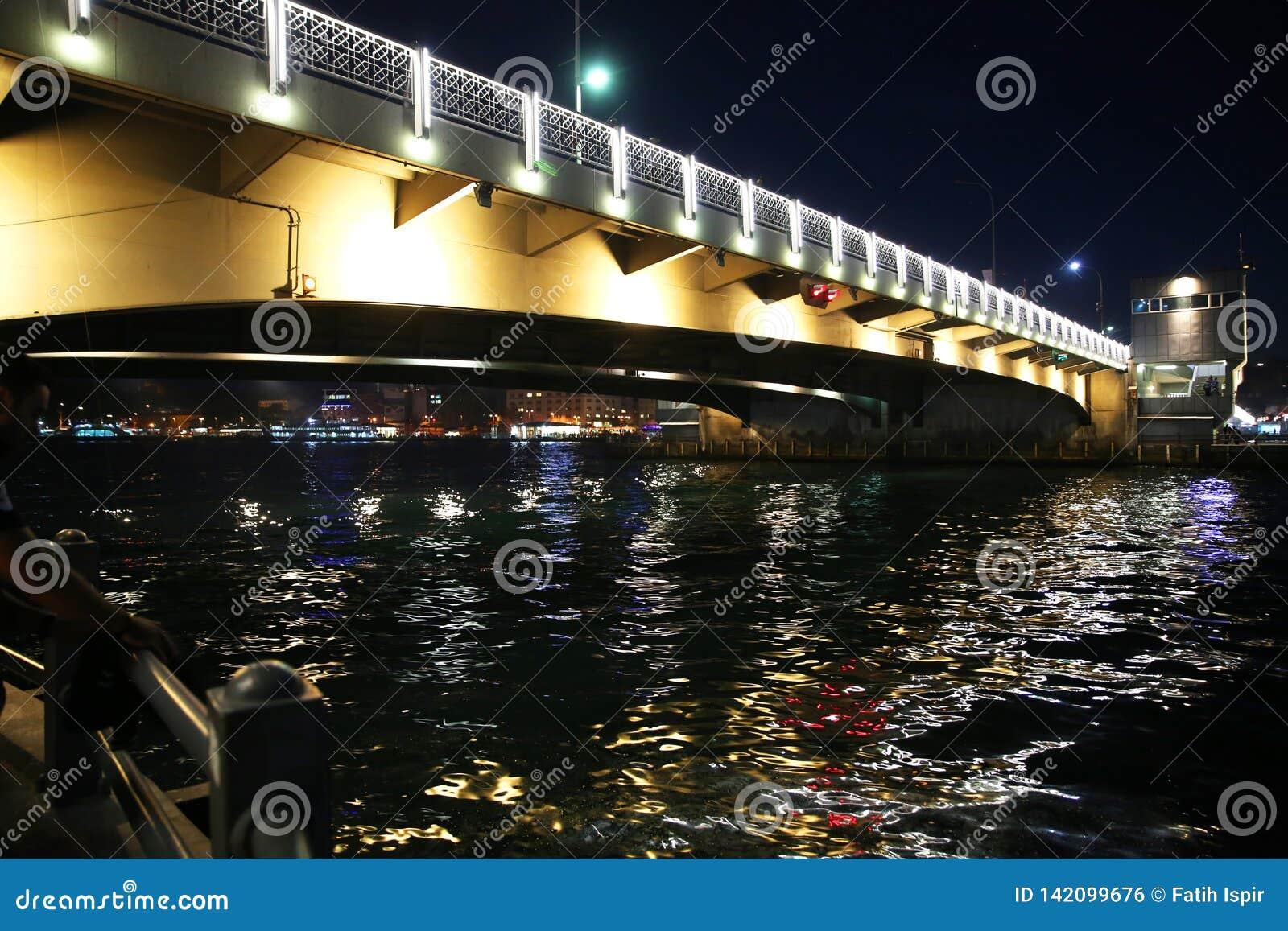 Ponticello di Galata Costantinopoli è una della 81 città della città e del paese in Turchia
