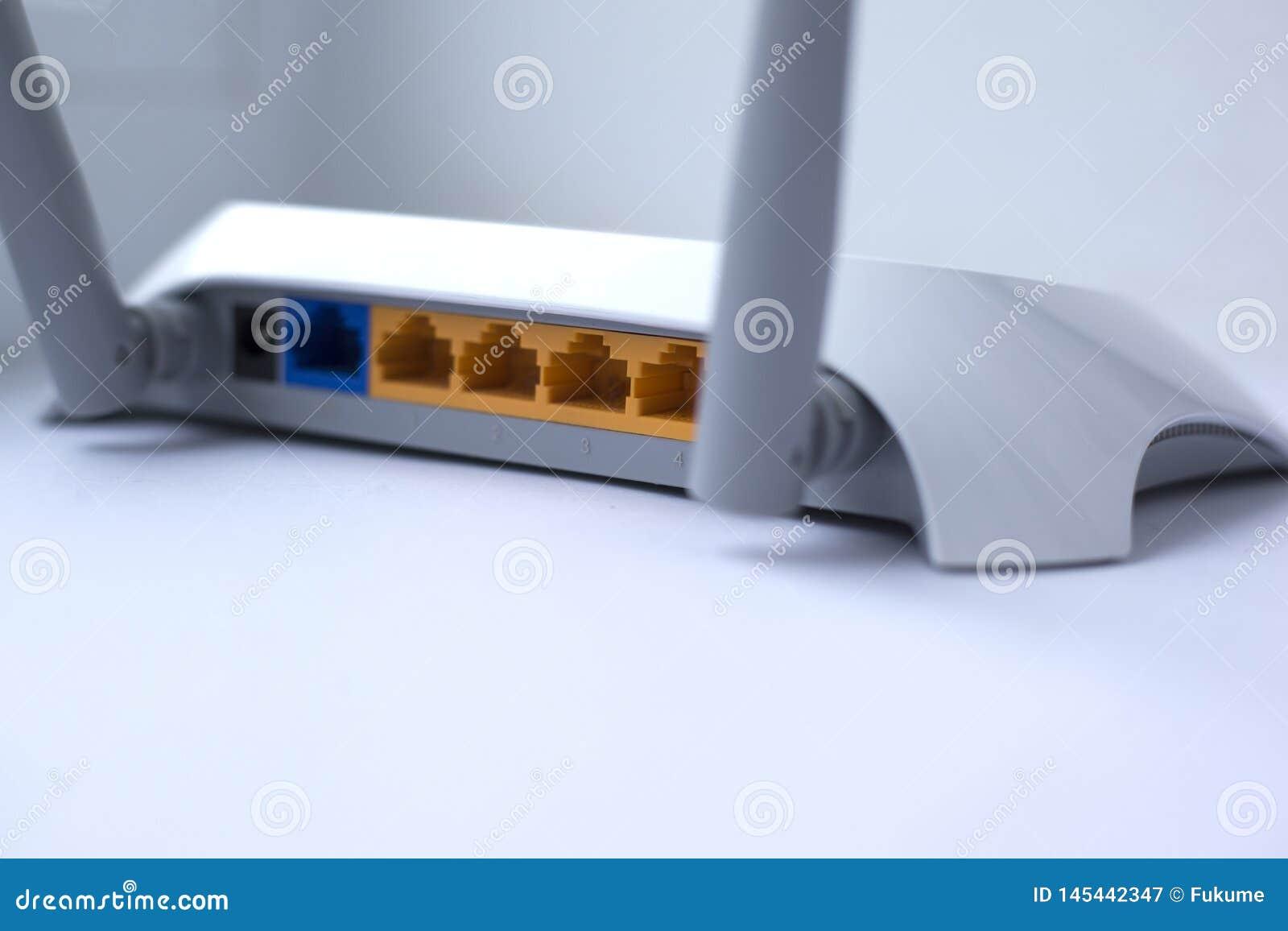 Ponto de acesso à internet para a conexão a Internet