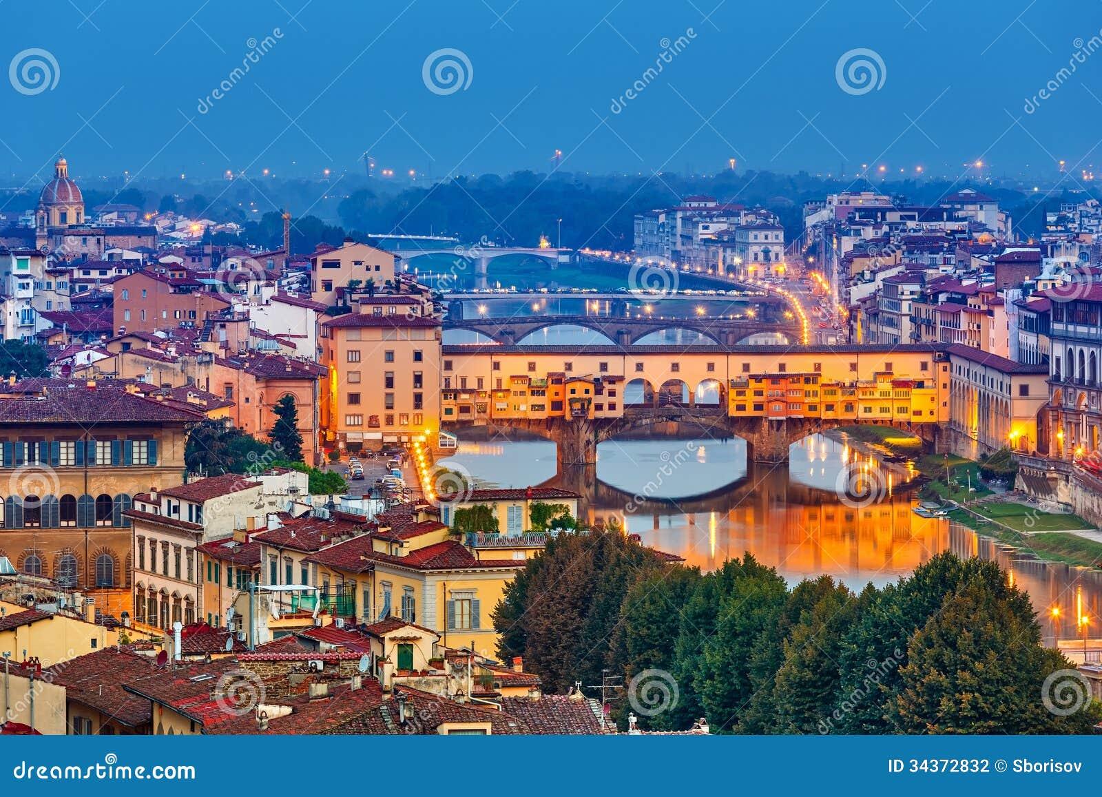 Ponts à Florence