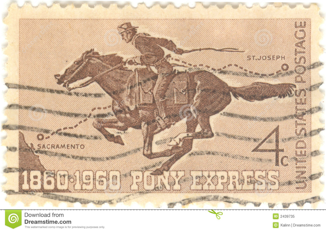 pony express usa