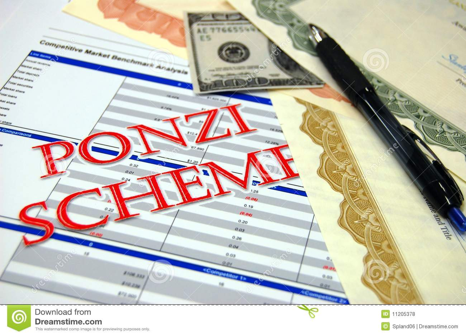 Ponzi模式