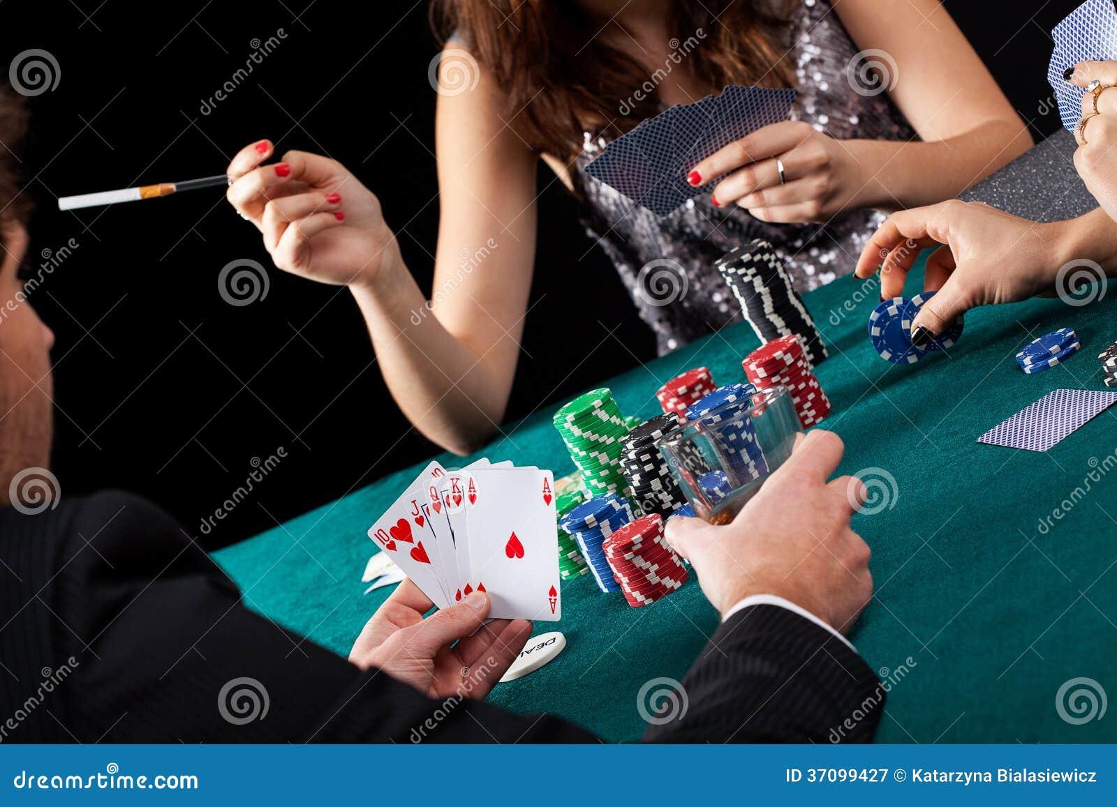 Pook het gokken lijst