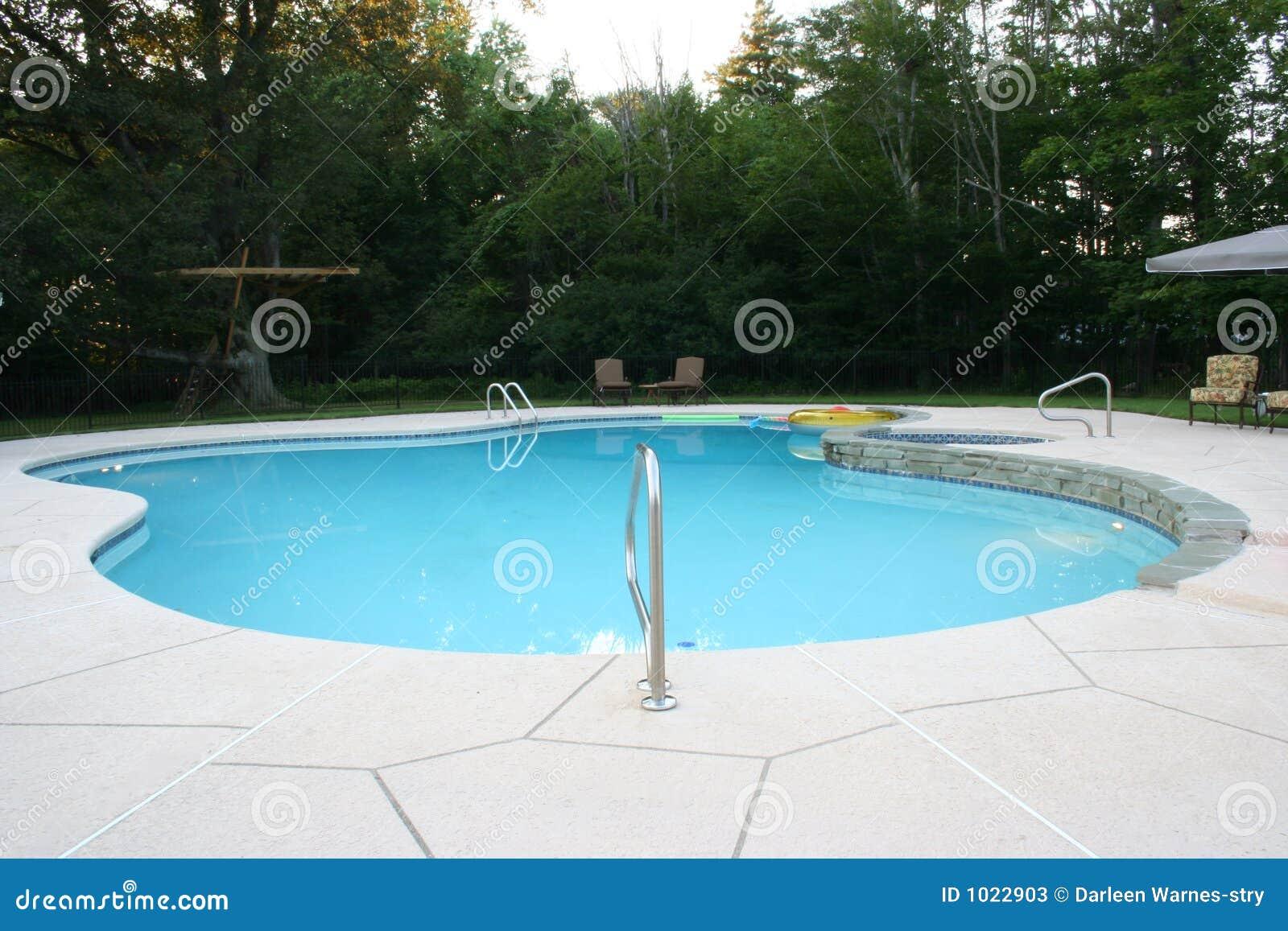 Pool 1 van Inground