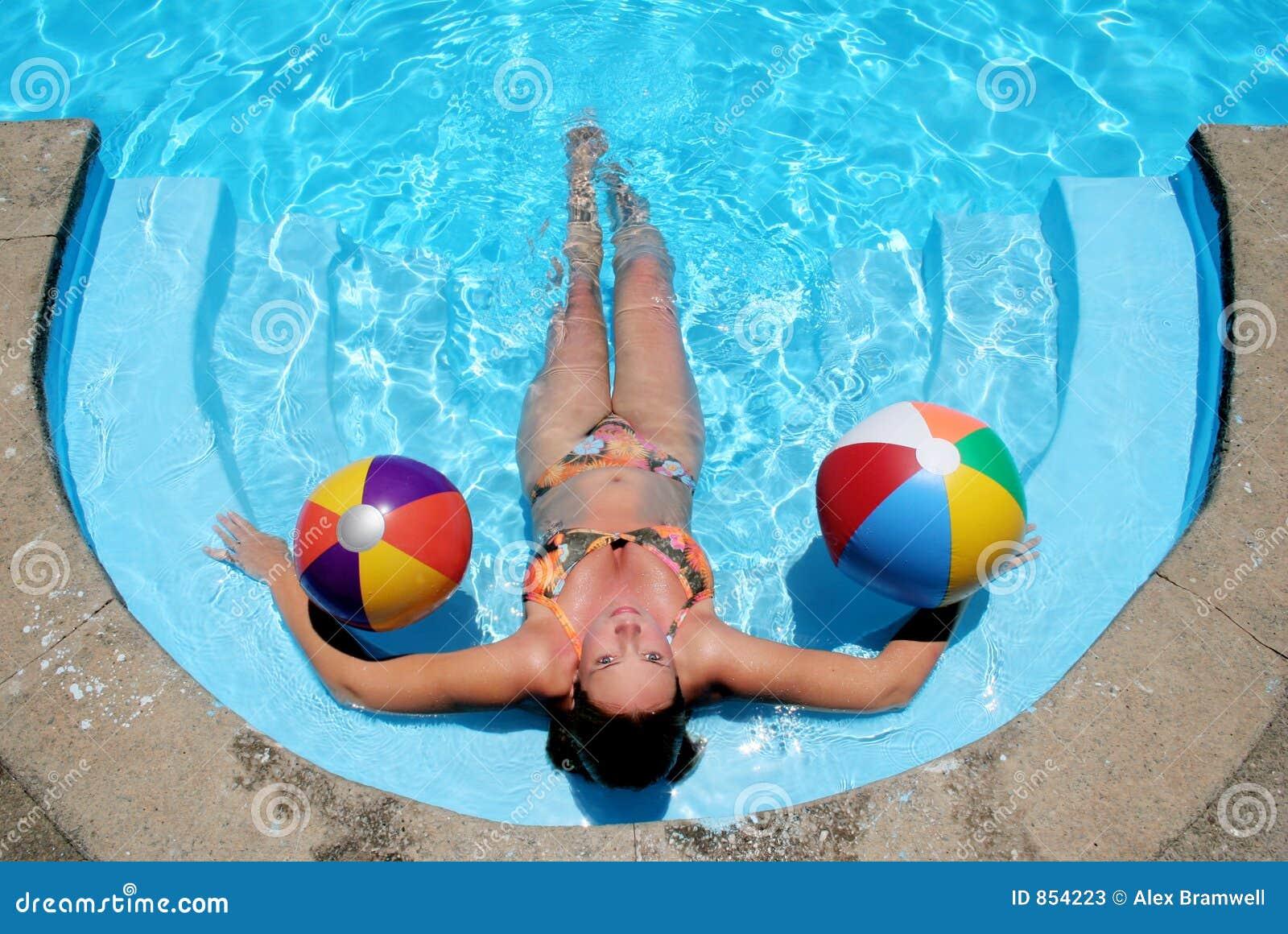 Pool Babes