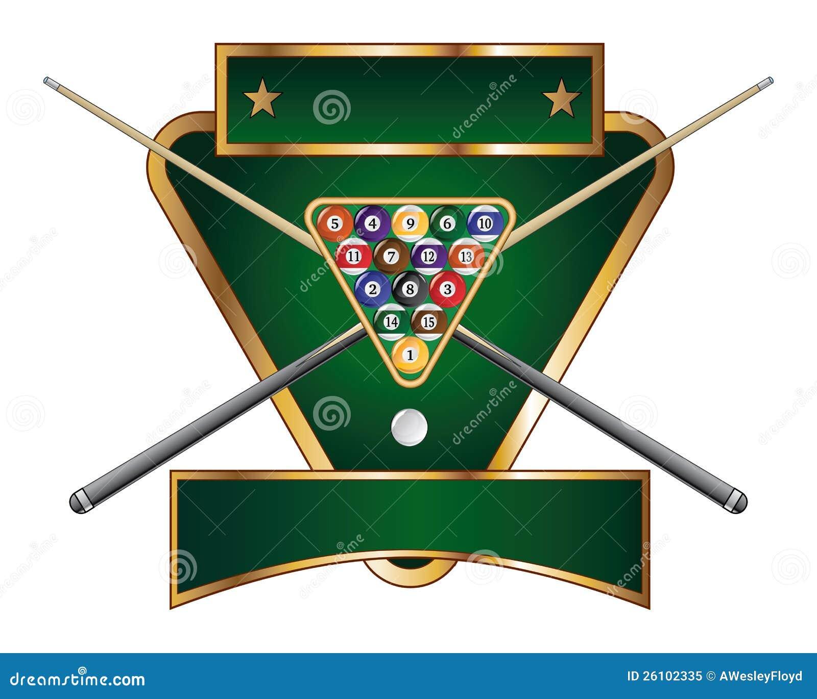 Billiards Stock Illustrations – 2,221 Billiards Stock ...