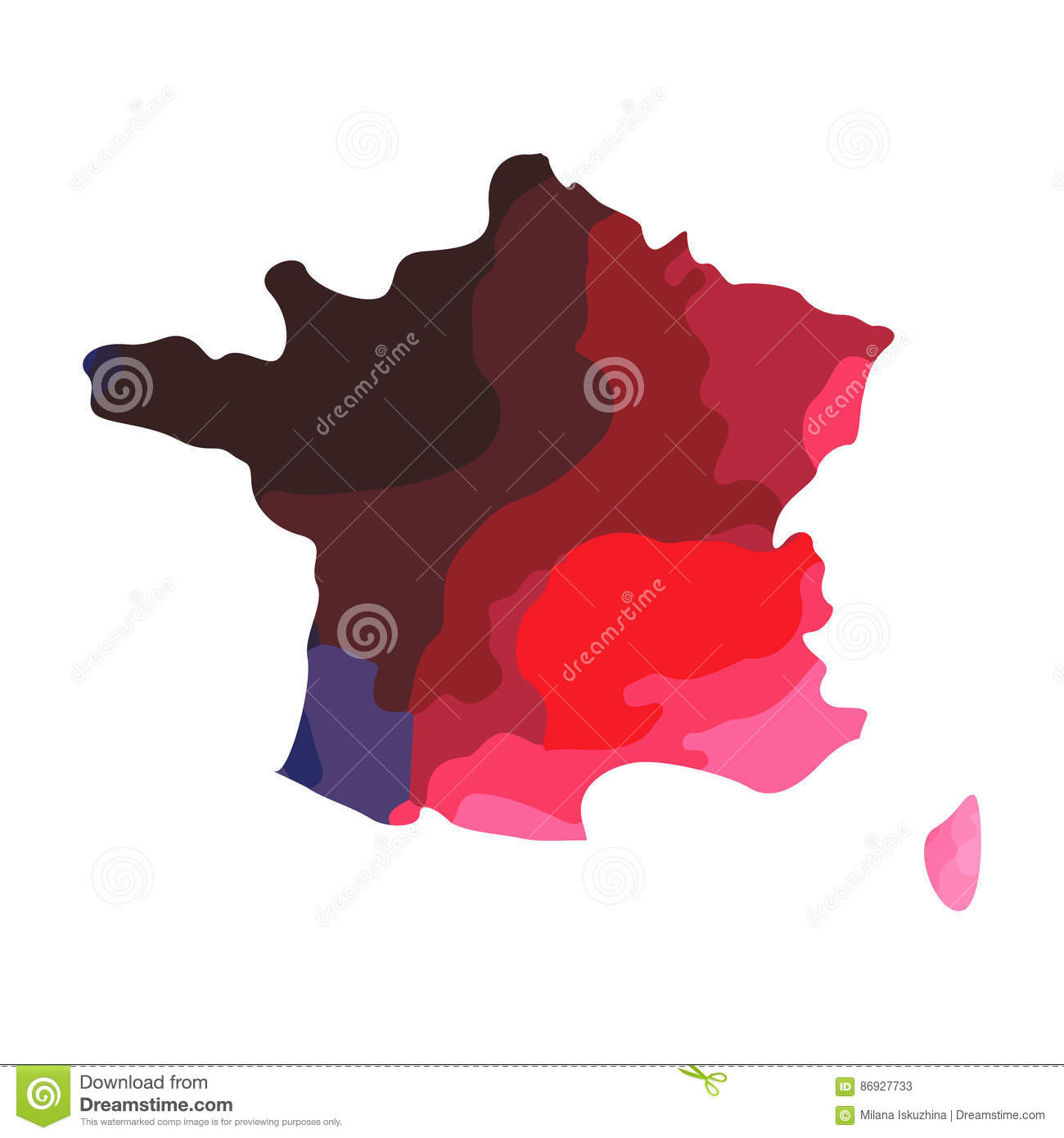Pool Of Blood That Formed The Shape Of France Stock Vector Illustration Of City Texture 86927733 (or head chopped off or any kind of dismemberment). pool of blood that formed the shape of france stock vector illustration of city texture 86927733