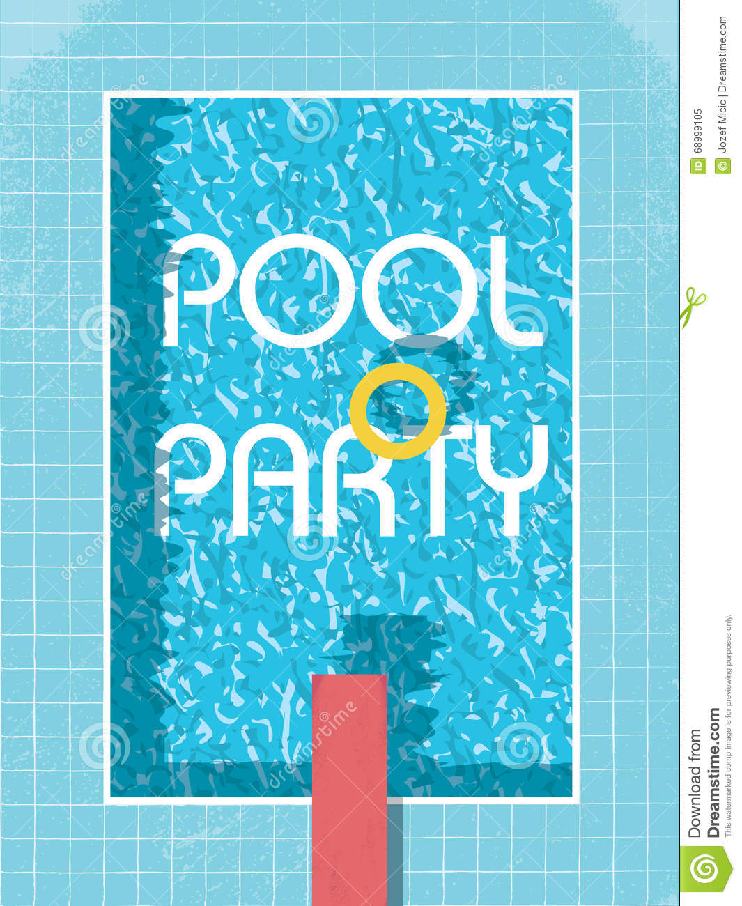 Swimming Invitation with best invitations sample