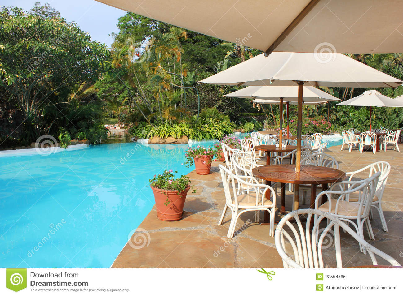 Pool restaurant in nairobi royalty free stock image for Pool garden restaurant nairobi