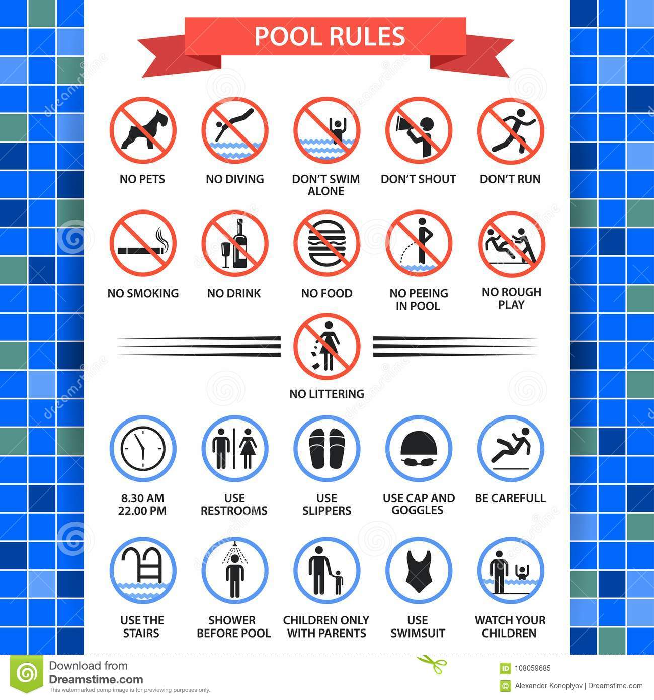Internachi Inspection Graphics Library Swimming Pools Manual Guide