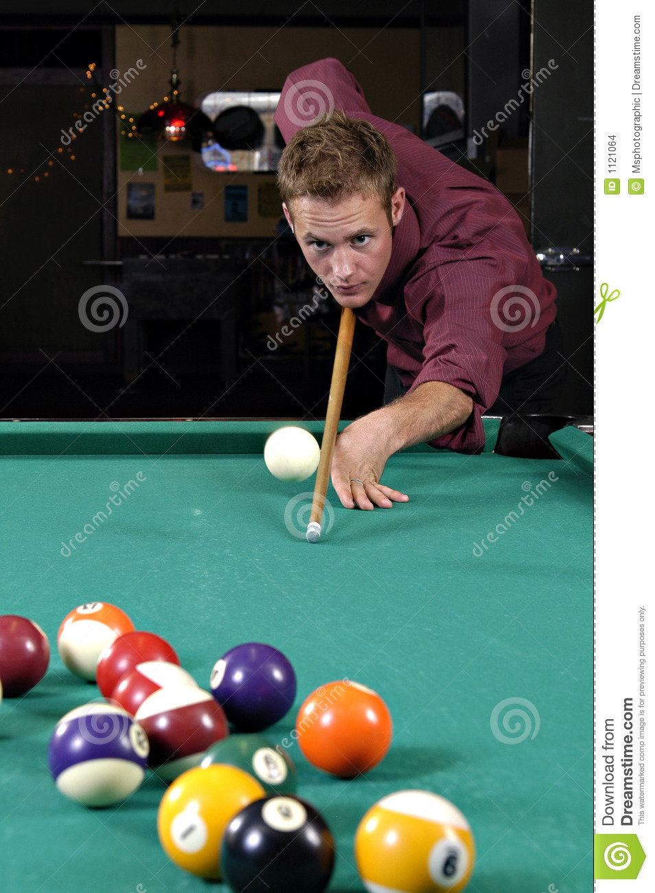 Pool shot stock images image 1121064 for Pool man show