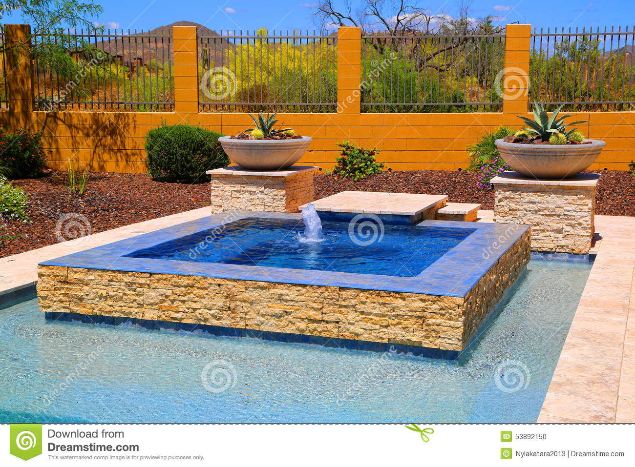 Pool side stock photo image 53892150 - Waterford crystal swimming pool times ...