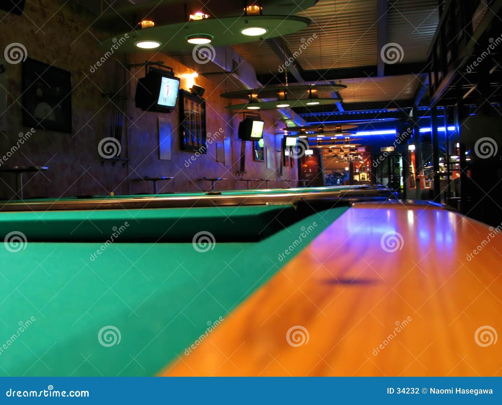 Pool-Stab