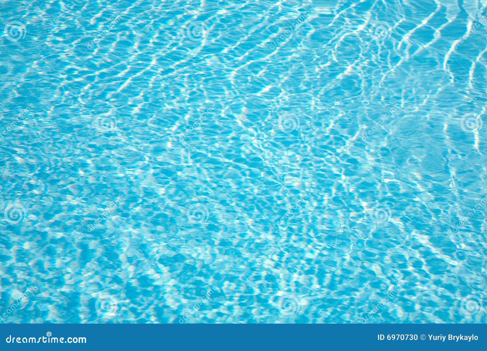 Pool Surface Stock Photo - Image: 6970730