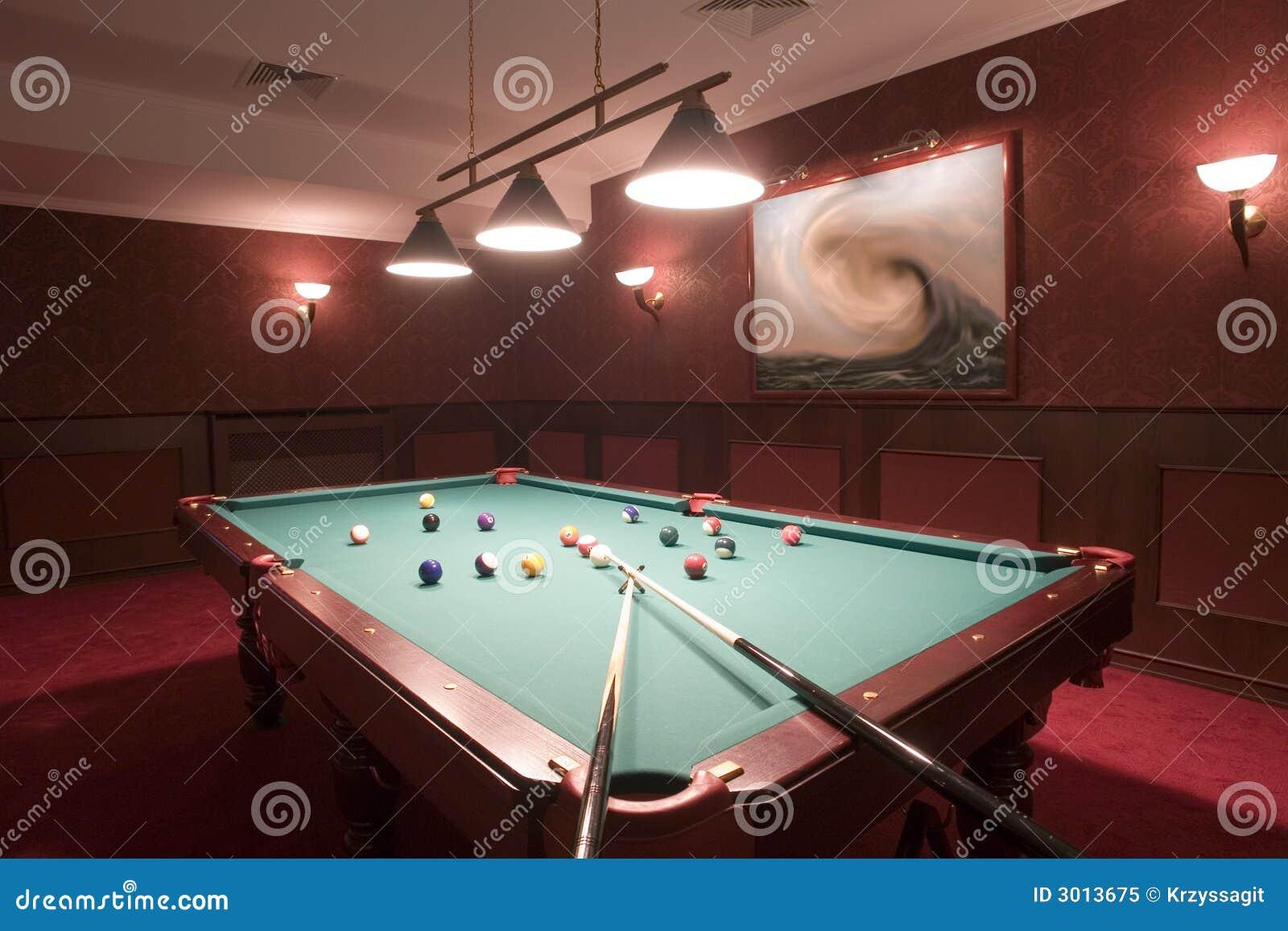 Pool Table/Billiards