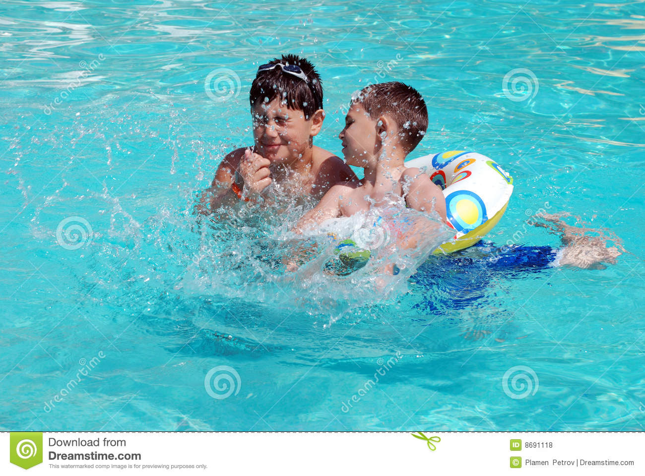 Pool time royalty free stock photos image 8691118 for Pool time pools