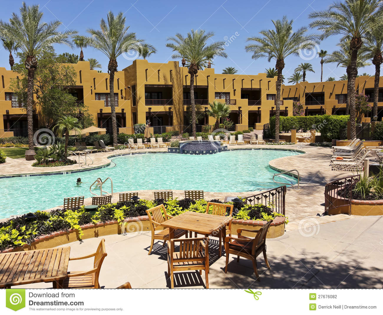 A Pool At The Wigwam Litchfield Park Arizona Editorial Photography Image 27676082