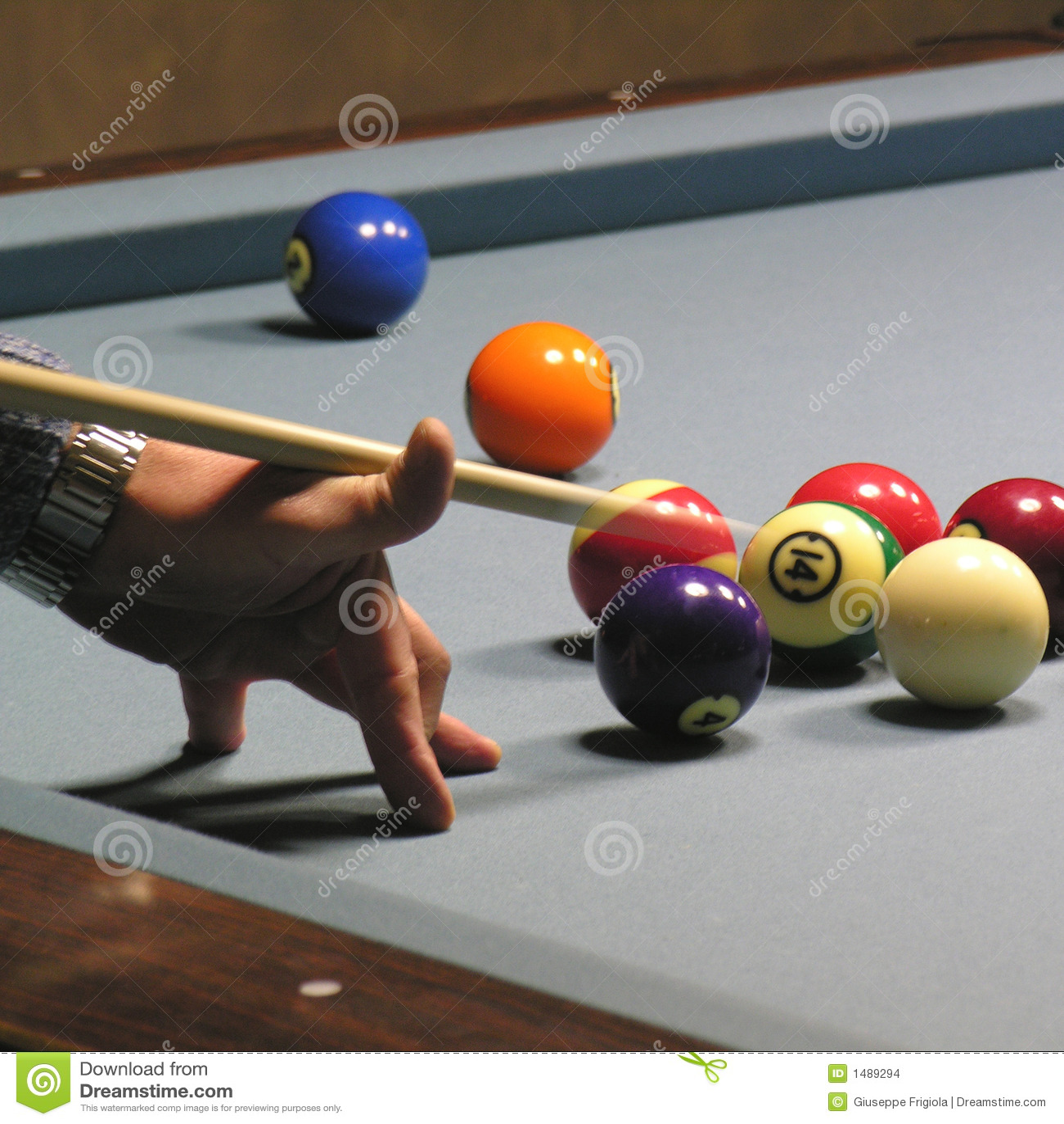 Poolspieler 01