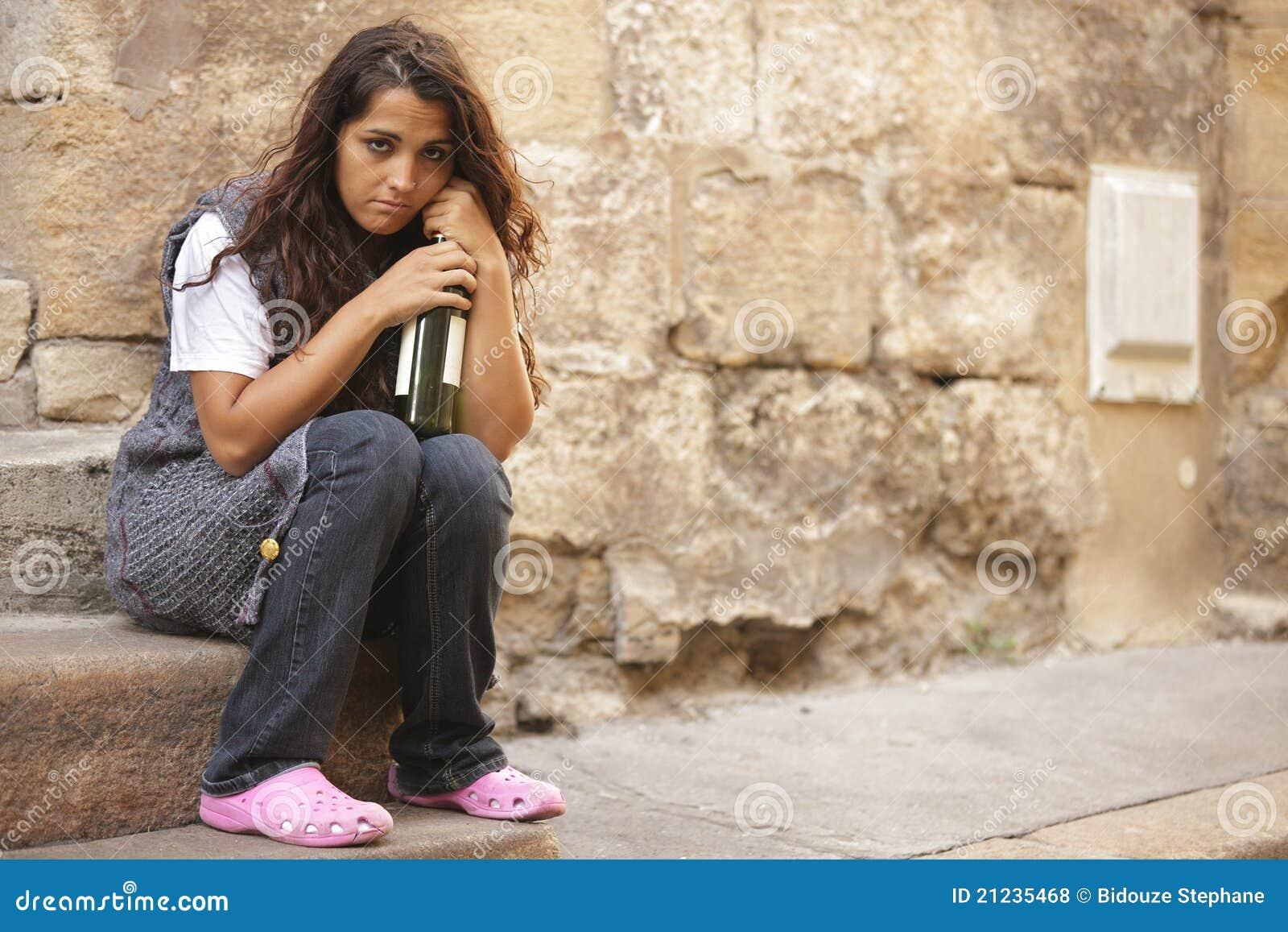 Фото бедной девушки 1 фотография