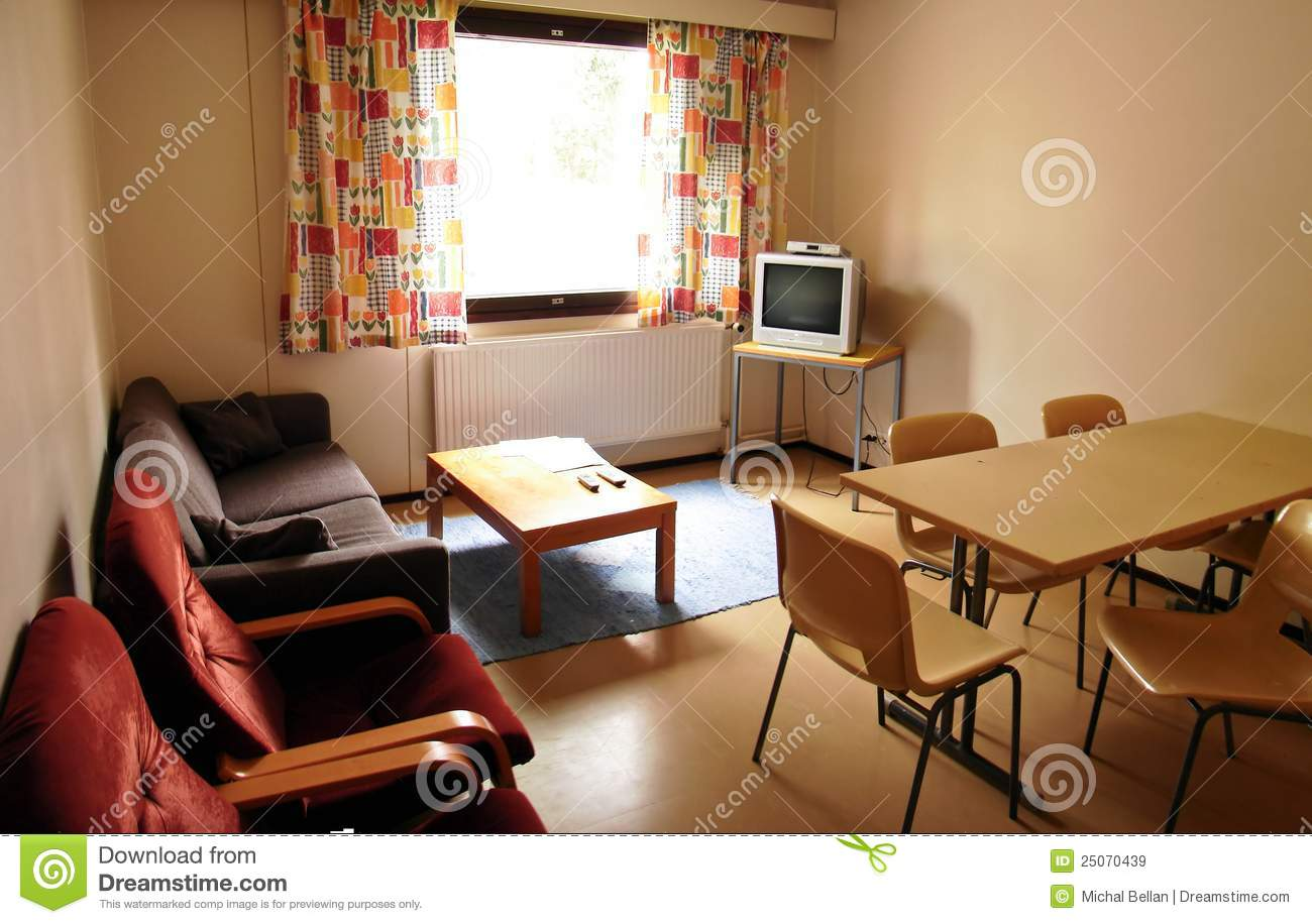 Poor living room stock image image of flat lounge for Lounge sitting room