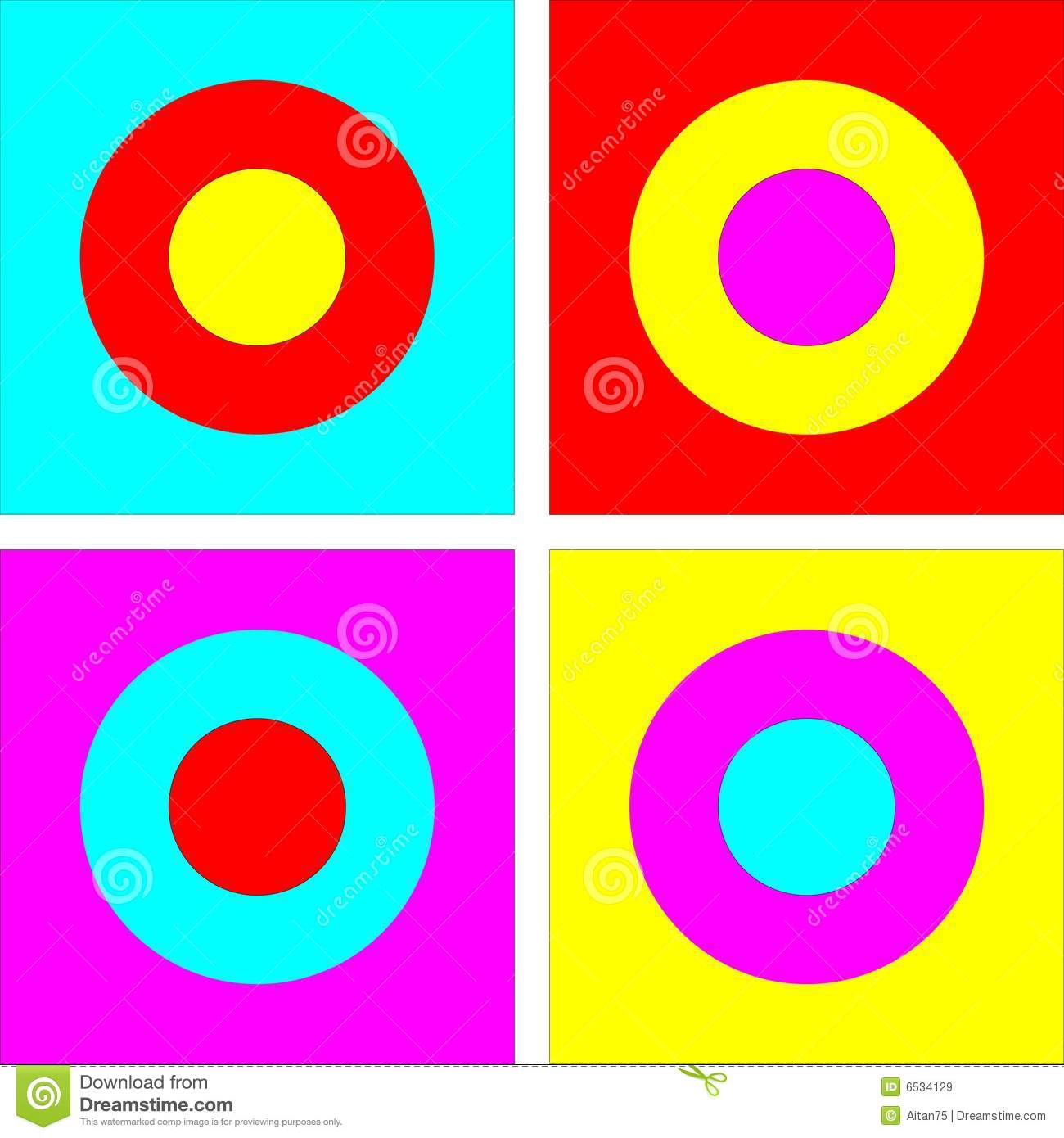 Pop Art Royalty Free Stock Images Image 6534129