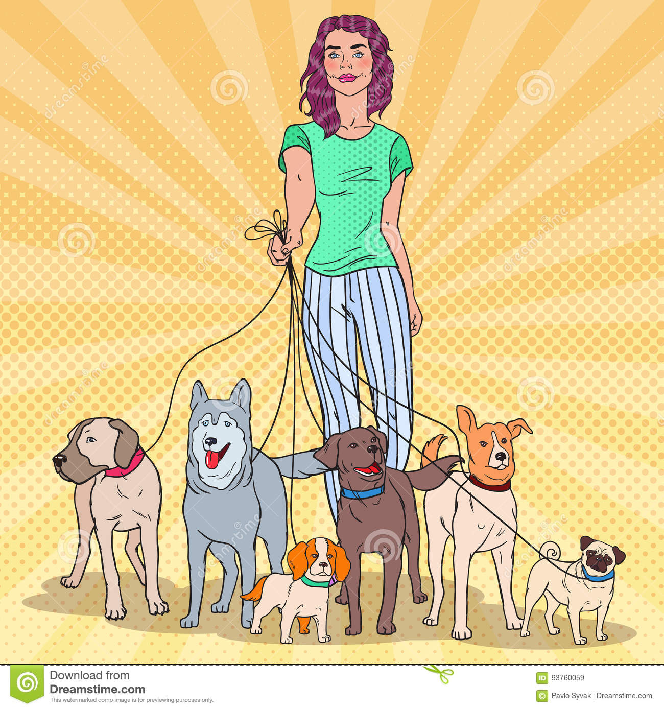 Watch How to Choose a Dog Walker video