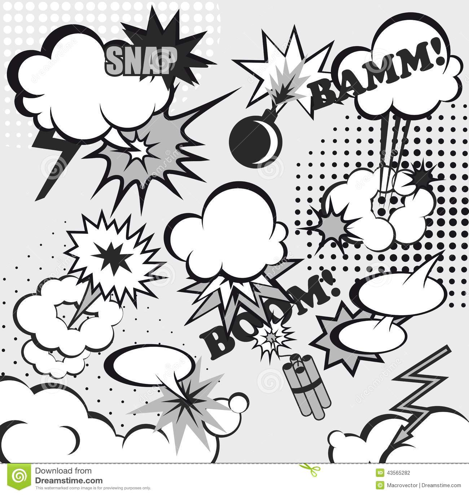 pop art comic background stock vector image 43565282