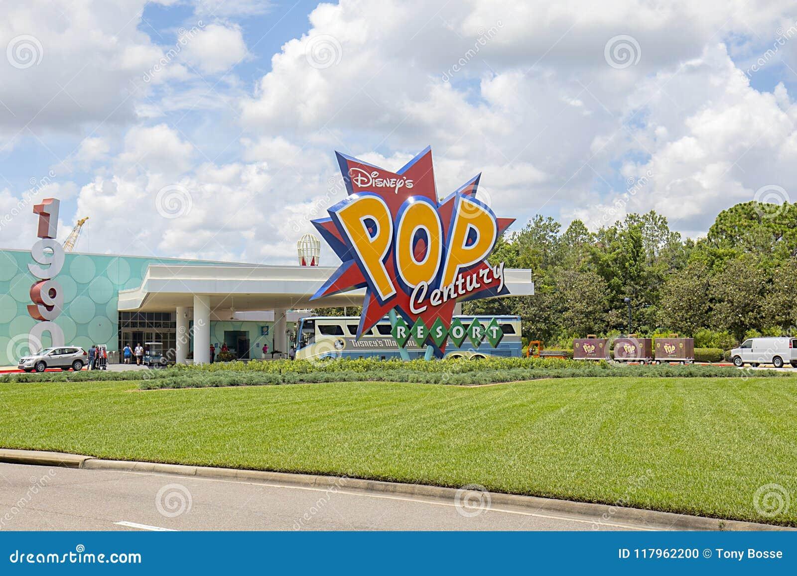 Pop de Eeuwtoevlucht van Disney ` s