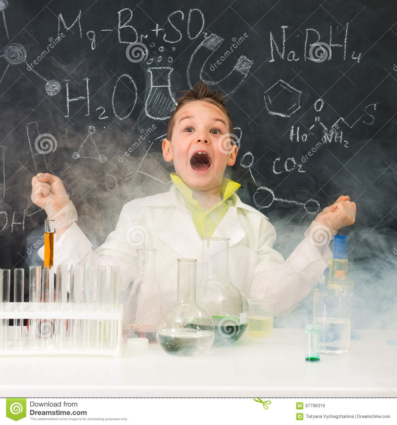 Lab experiment 6 chemical and