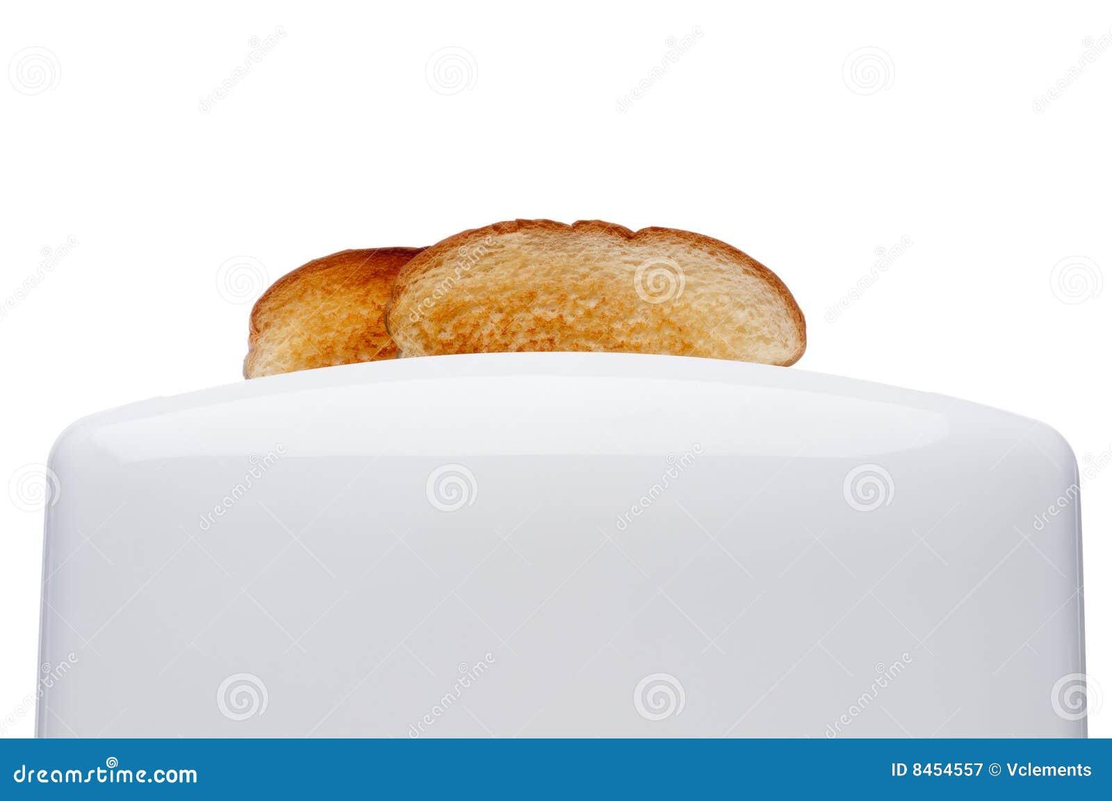 POP toaster för bröd upp