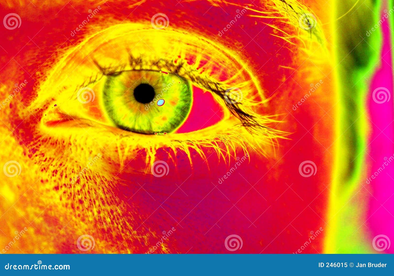 Popart - ojo I