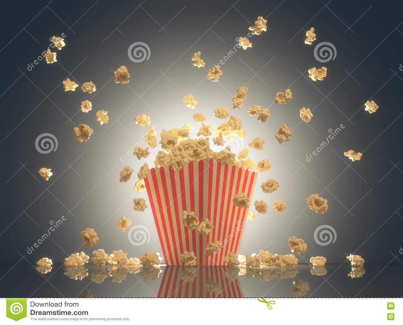 Popcorn παρουσιάζει χρόνο