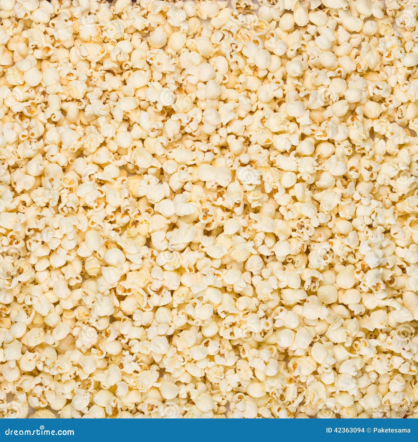 Popcorn Wallpaper: Popcorn Background Stock Photo