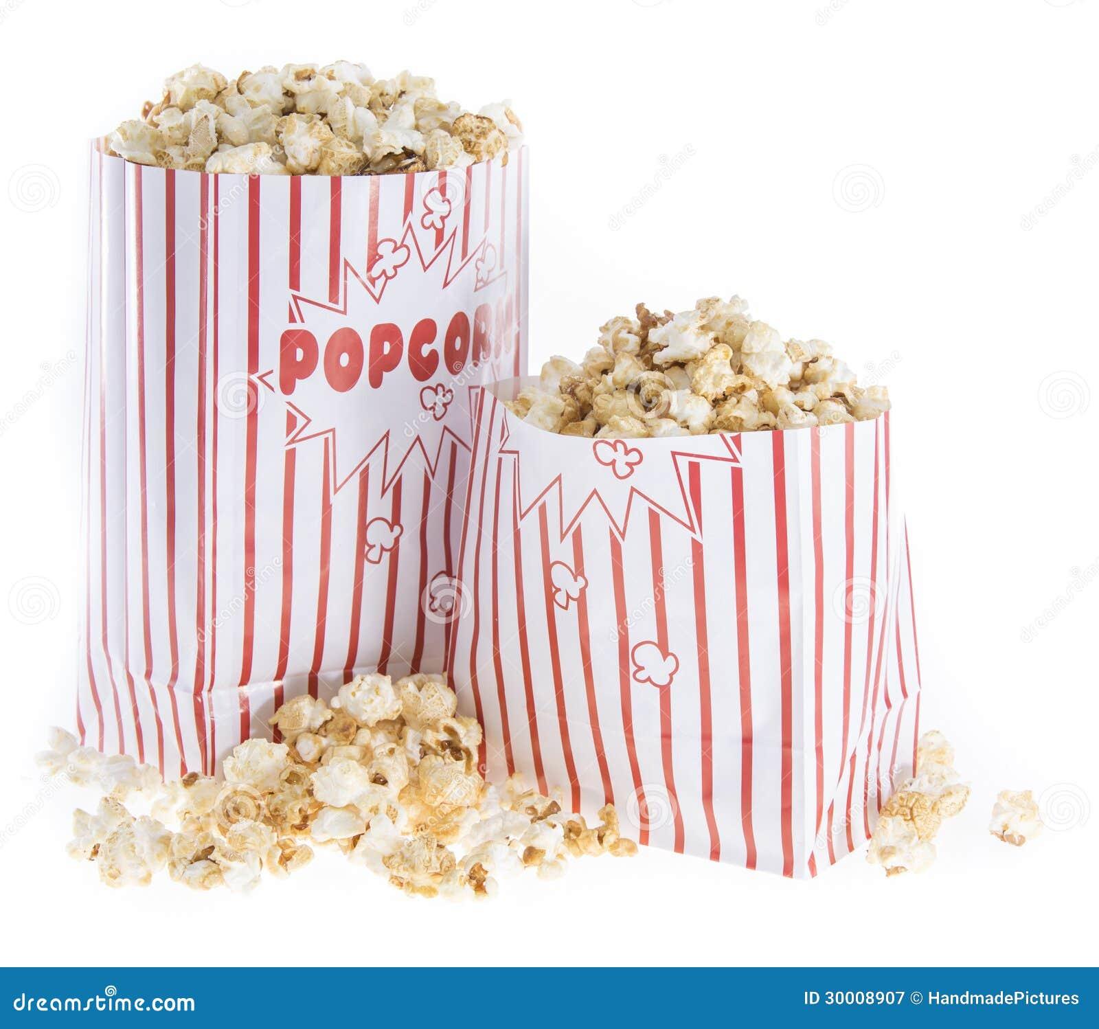 Popcorn: Popcorn In A Bag