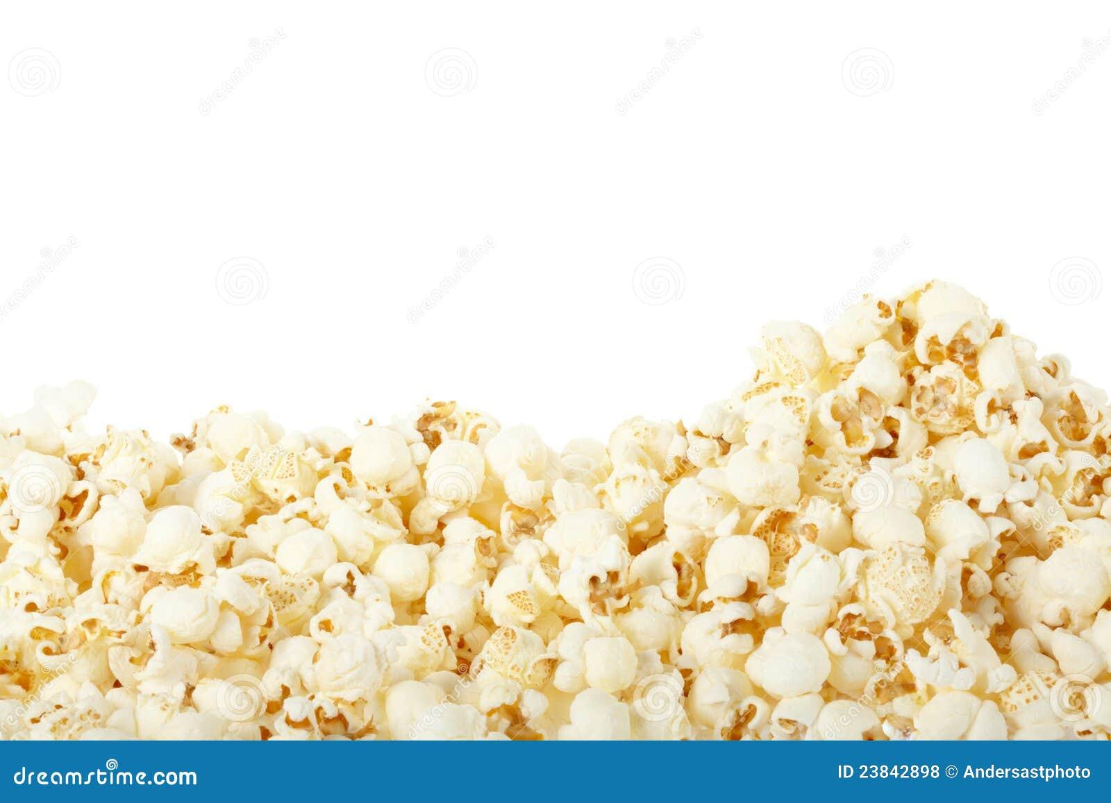 popcorn border royalty free stock photos image 23842898