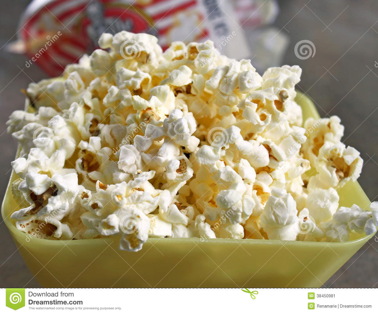 Low Fat Microwave Popcorn 36