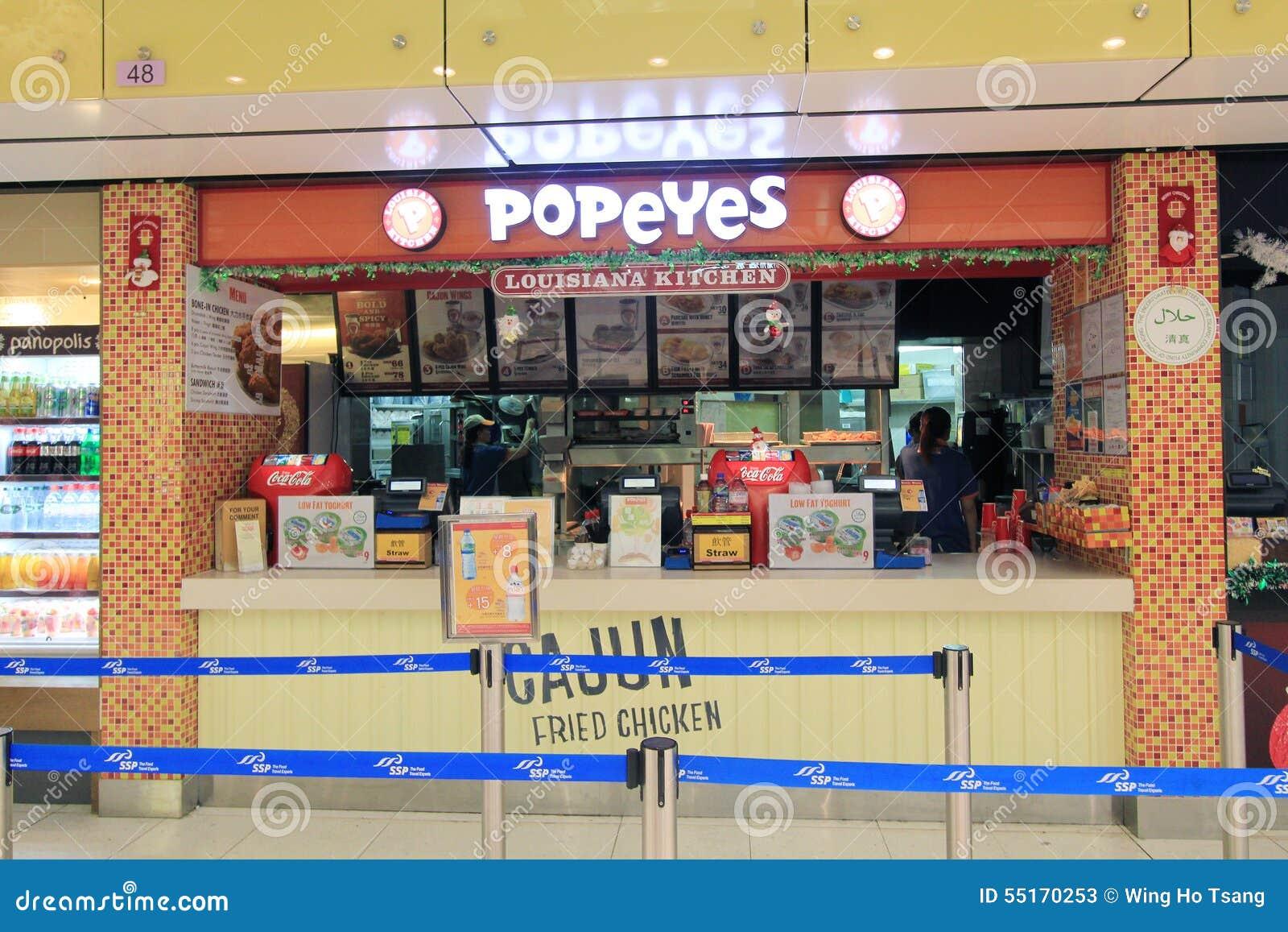 Hong Kong Airport Food Review