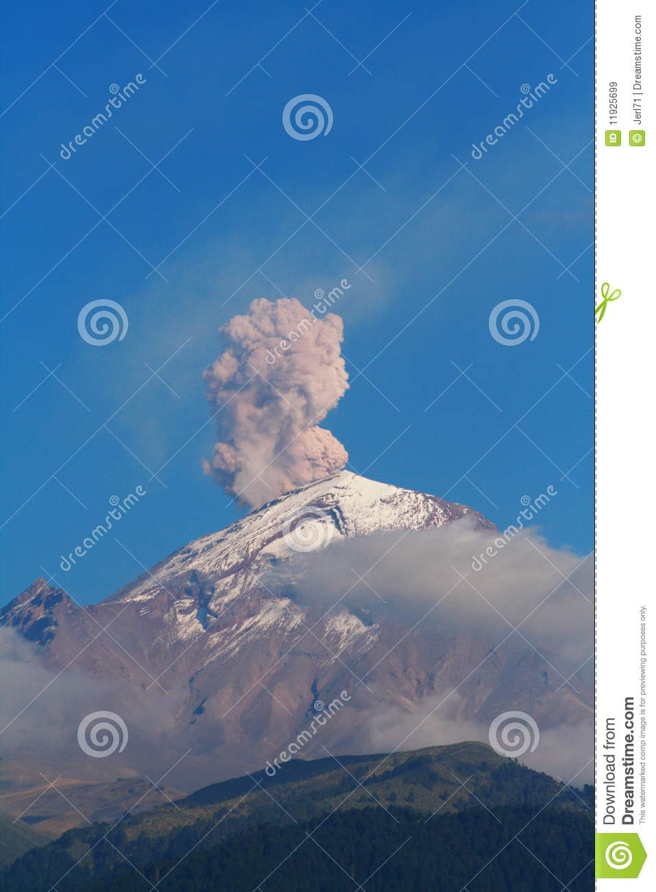 Popocatepetl IV