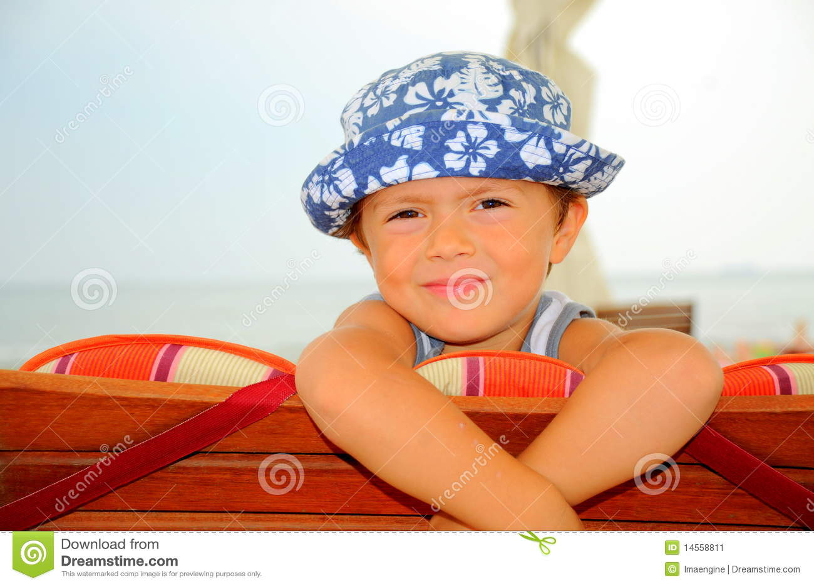 Popoye the sailor (boy portrait)