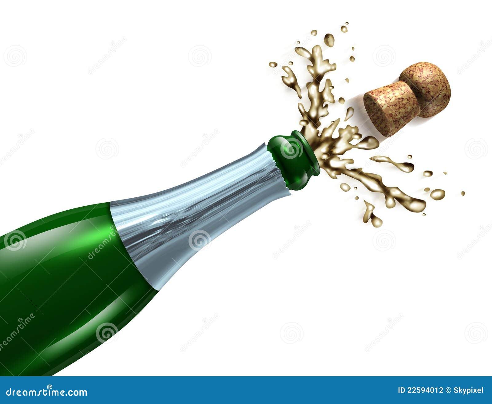Pop the champagne cork dmvideos
