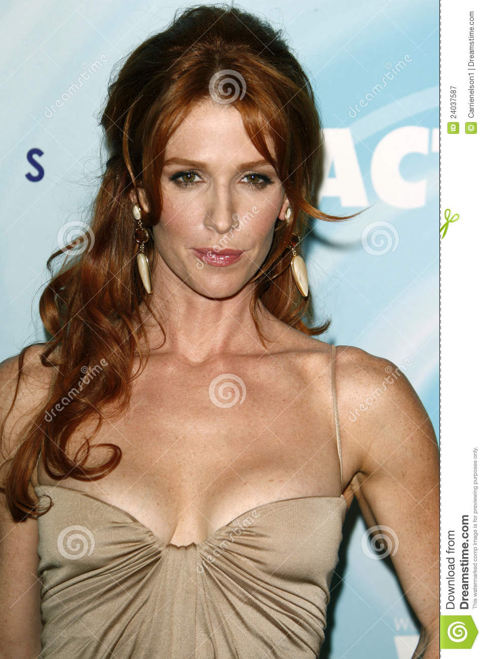 ANGELES - JUN 16: Poppy Montgomery arriving at the 2011 Women In Film ...
