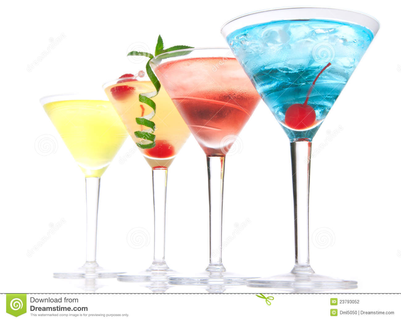 Popular alcoholic cocktails composition stock photo for Great vodka mixed drinks
