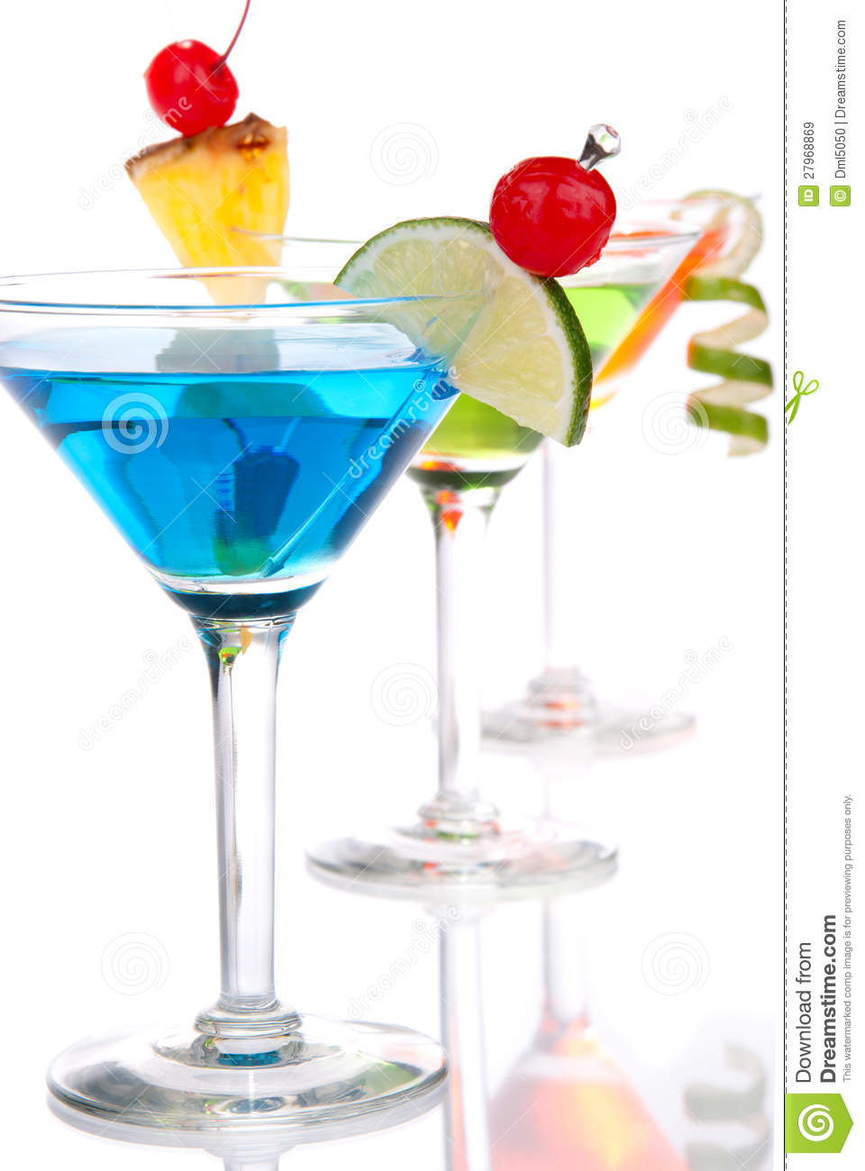 Popular alcoholic cocktails composition royalty free stock for Good alcoholic mixed drinks