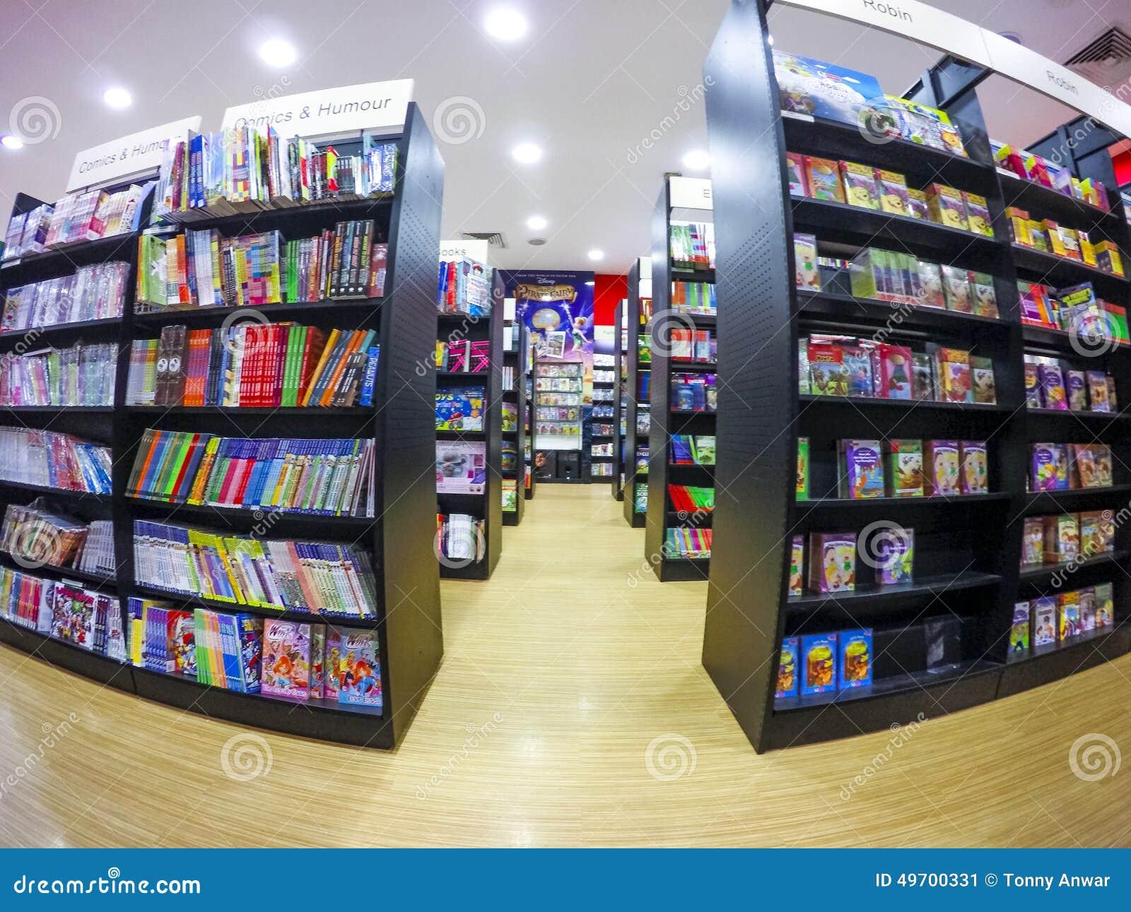 Popular Bookstore Editorial Photo Image Of Singapore 49700331