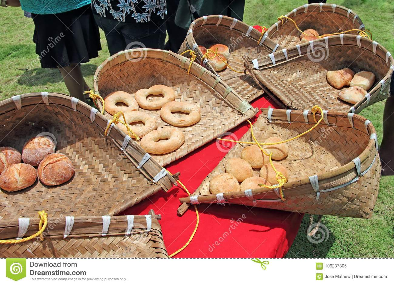 Traditional Breads of Goa