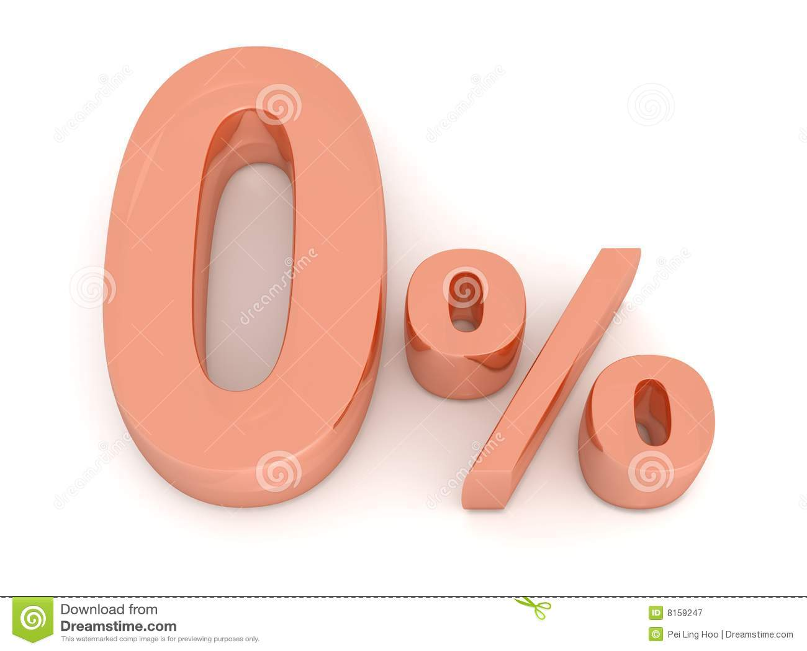 Por cento zero