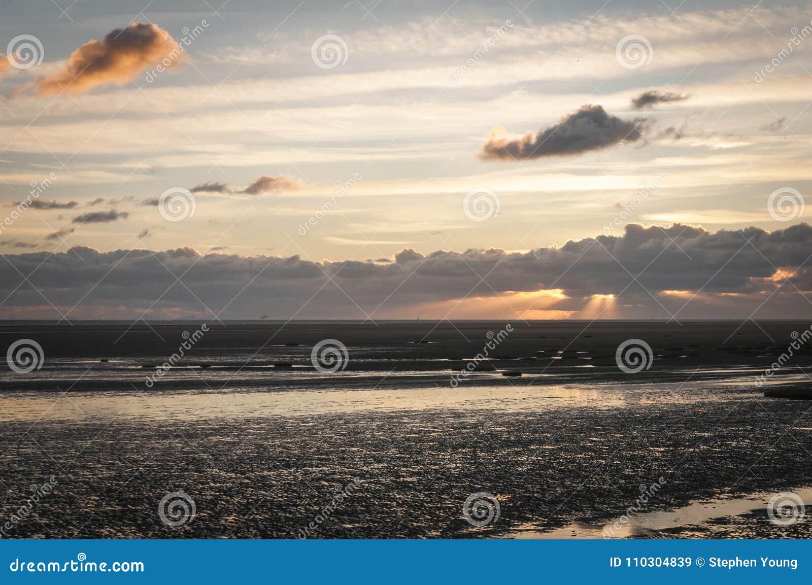 Por do sol de Fairhaven