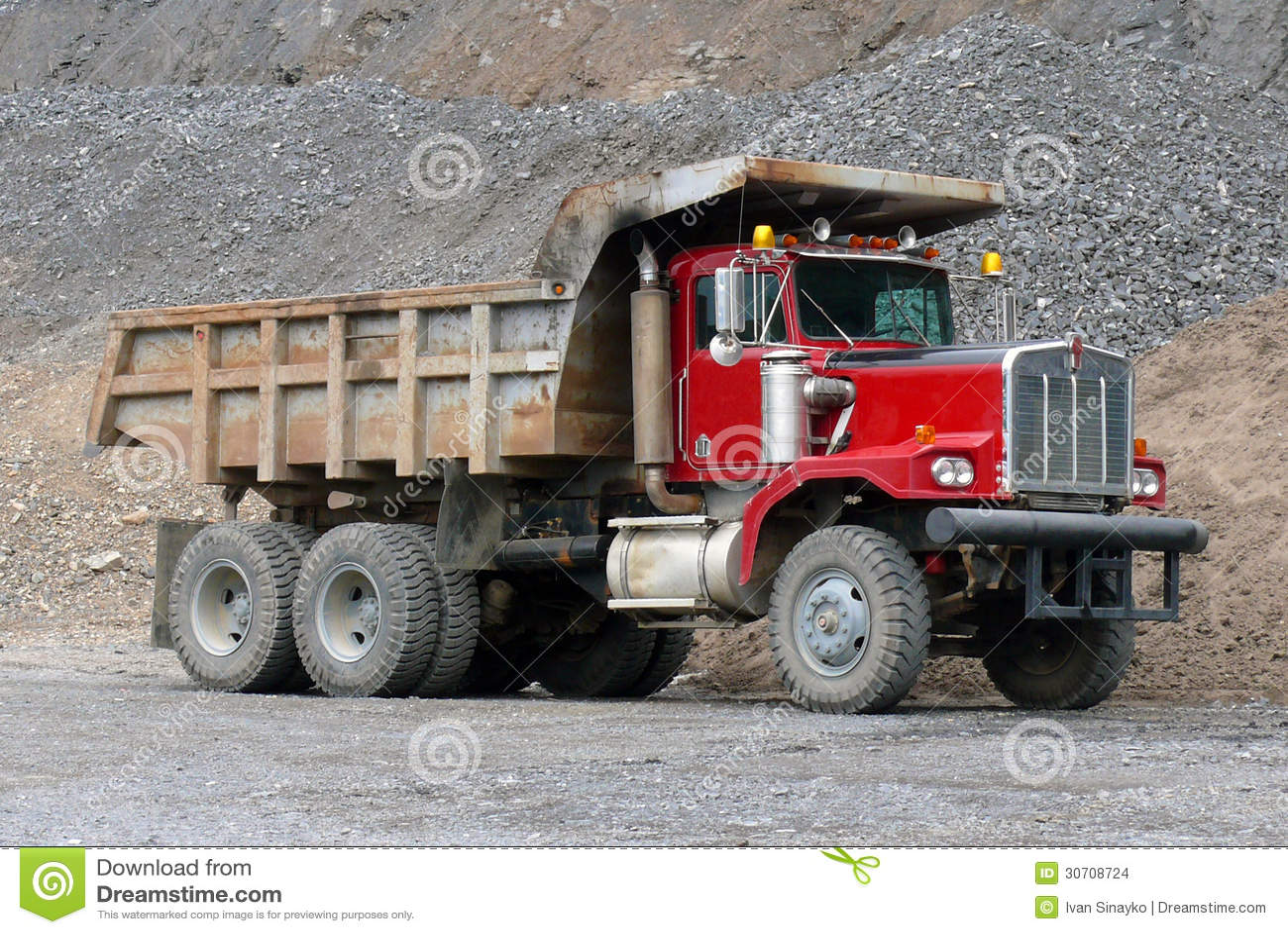 Porady ciężarówka
