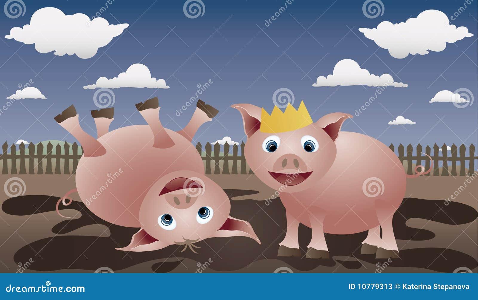 Porc de roi