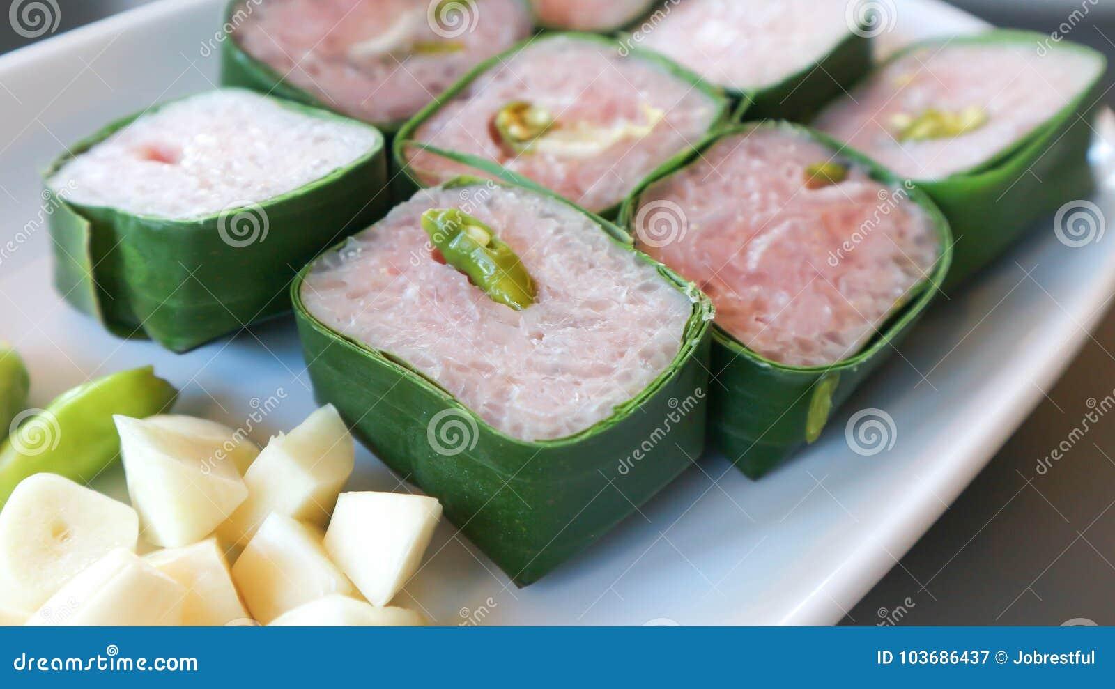 Porc fermenté ou porc aigre
